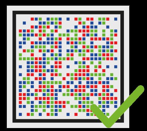 Farbmatrixcode